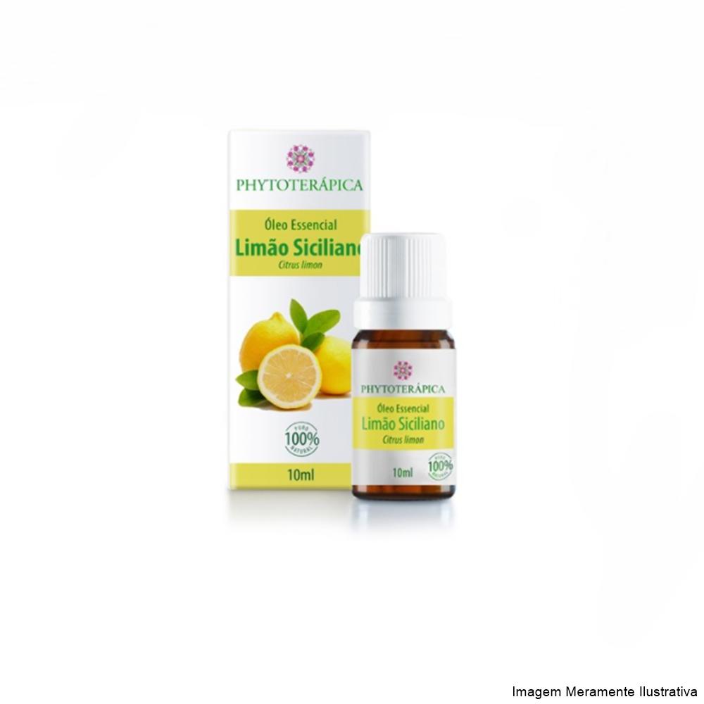 Óleo Essencial de Limão Siciliano (10mL) - Tito Farma