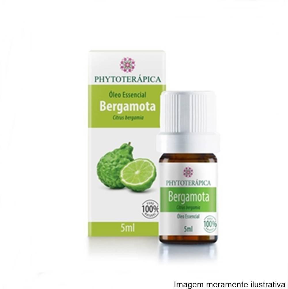 Óleo Essencial de Bergamota (5mL) - Tito Farma