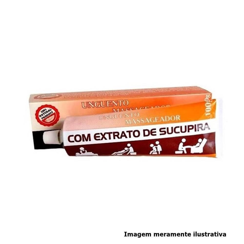 Unguento Massageador Com Extrato de Sucupira (100g) - Tito Farma