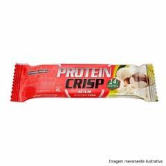 Protein Crisp Bar - Sabor Leite Ninho com Creme de Avelã (45g)