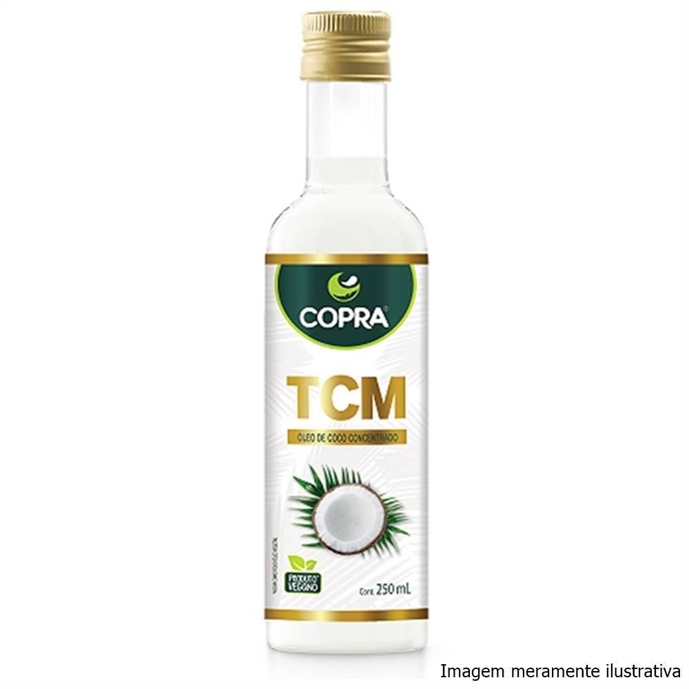 TCM – Óleo de Coco Concentrado - 250mL - Tito Farma