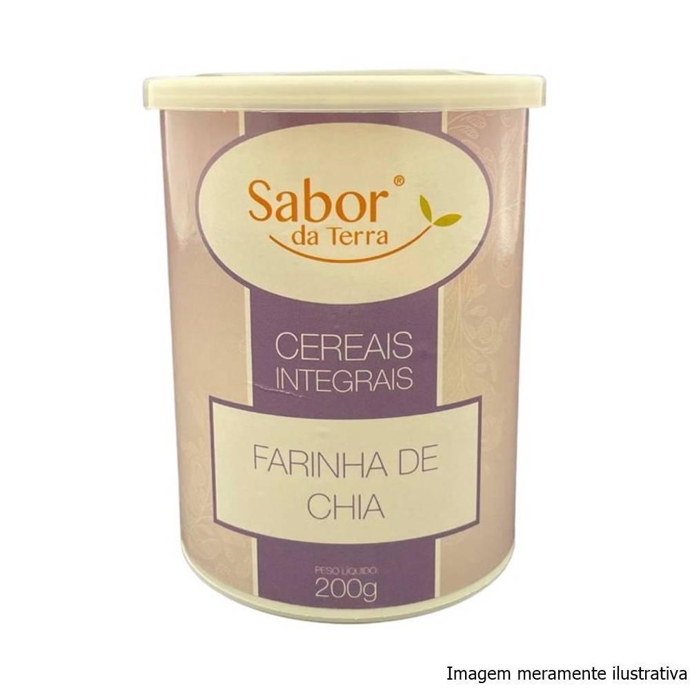 Farinha de Chia 200g  - Tito Farma