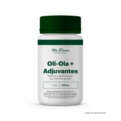 Oli-Ola + Adjuvantes - Melhora e Uniformização das Manchas da Pele (30 Cps)