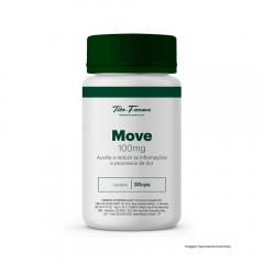 Move - Auxilia a Reduzir as Inflamações e Processos de Dor (100mg - 30 Cps)
