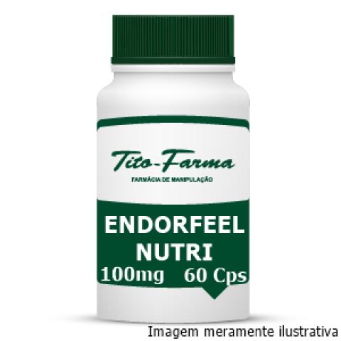 Endorfeel Nutri - Auxiliar no Tratamento da TPM e da Depressão Leve (100mg 60 Cps) - Tito Farma