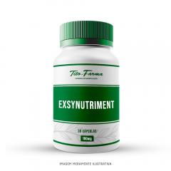 Exsynutriment - Contribui Para a Saúde da Pele, Unha e Cabelos (100mg - 30 Cps)