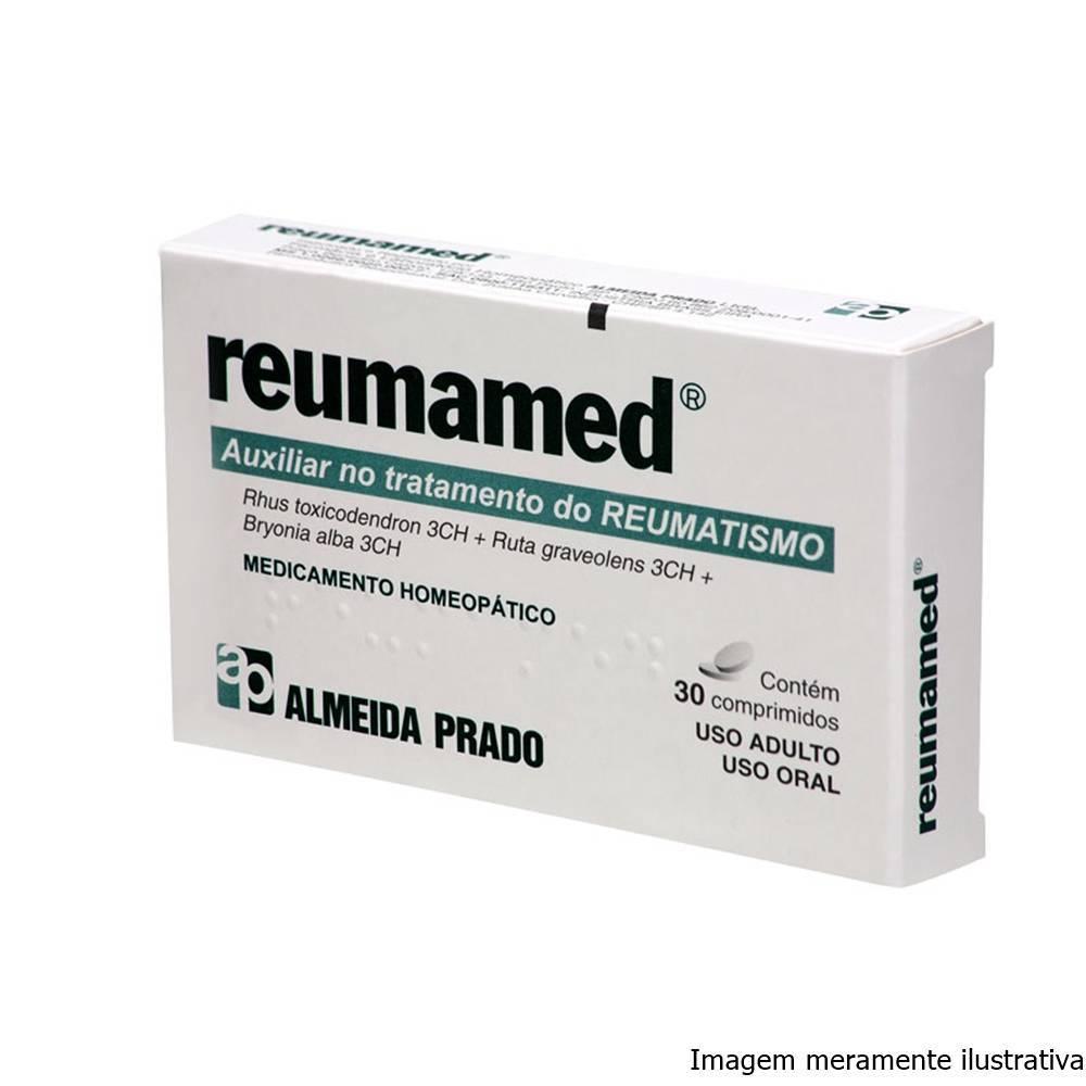 Reumamed - Auxiliar no Tratamento do Reumatismo (30 Comprimidos) - Tito Farma