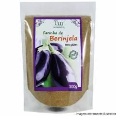 Farinha de Berinjela - Ação Antioxidante e Fonte de Fibras (200g)
