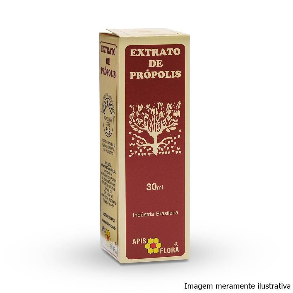 Extrato de Própolis Apis Flora - Antibiótico Natural (30mL) - Tito Farma