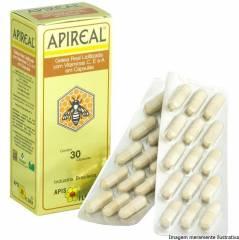 Geleia Real - Ação Antioxidante, Antibacteriana e Fortalece o Sistema Imunológico (30 Cps)