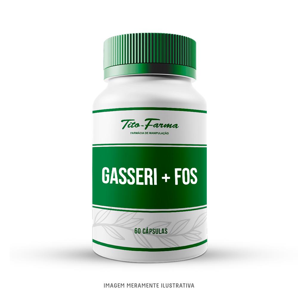 Lactobacillus Gasseri + FOS - Auxilia a Regular da Microbiota Intestinal e Redução de Peso (60 Cps) - Tito Farma