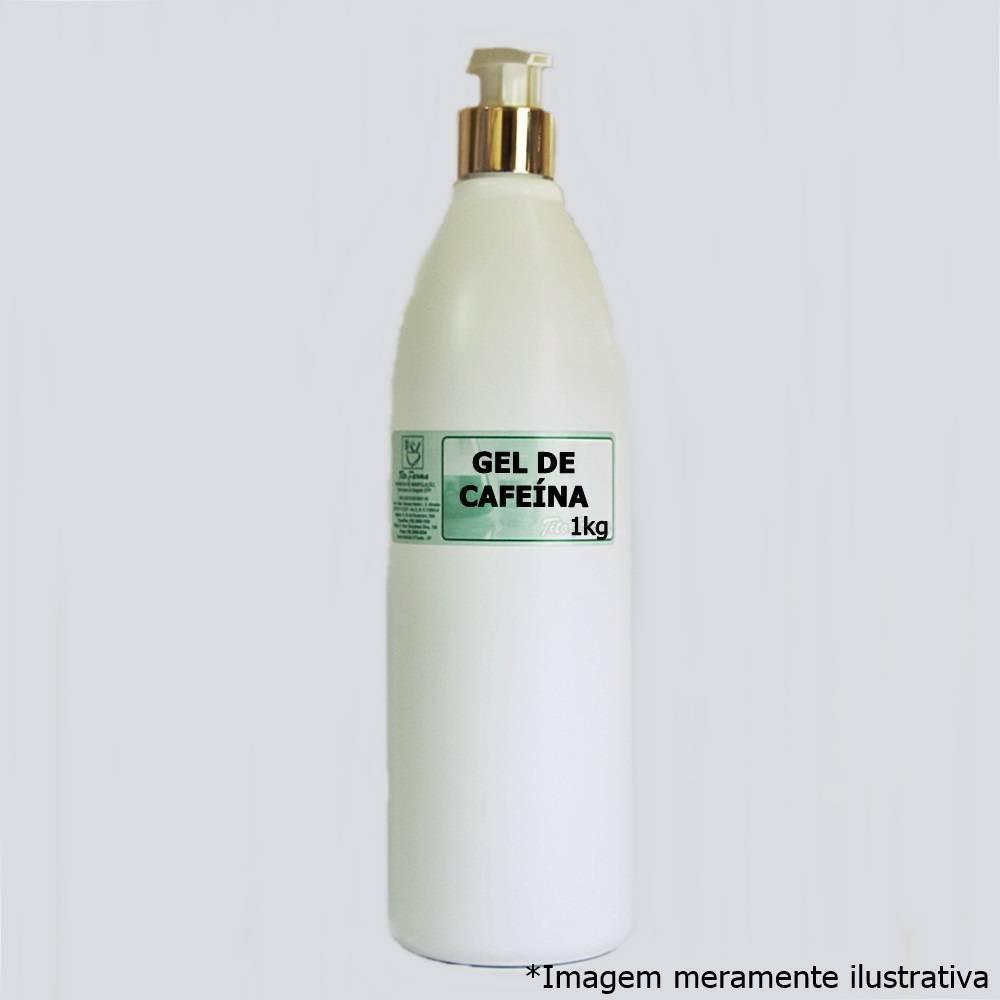 Gel de Cafeína - Para Tratamento de Celulite e Gordura Localizada (5% - 1kg) - Tito Farma