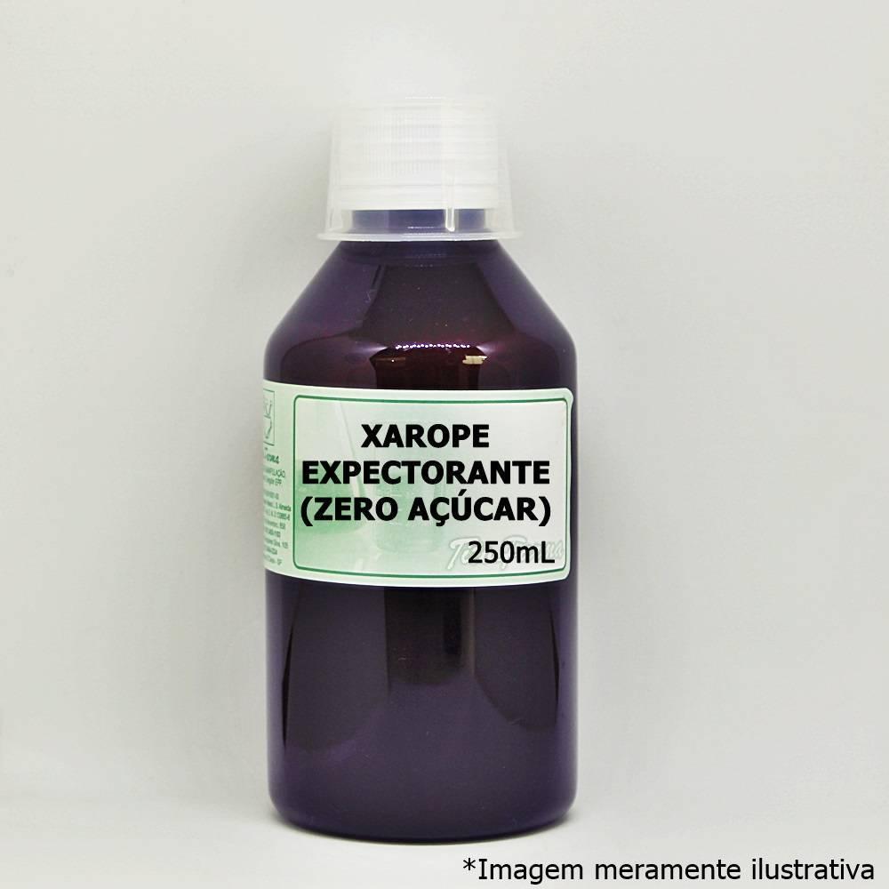 Xarope Expectorante (Zero Açúcar) - Uso Permitido para Diabéticos (250mL) - Tito Farma