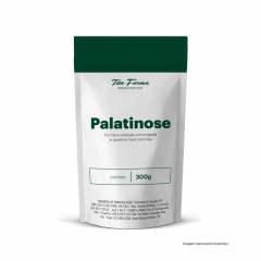 Palatinose - Fornece Energia Prolongada e Queima Mais Calorias (300g)
