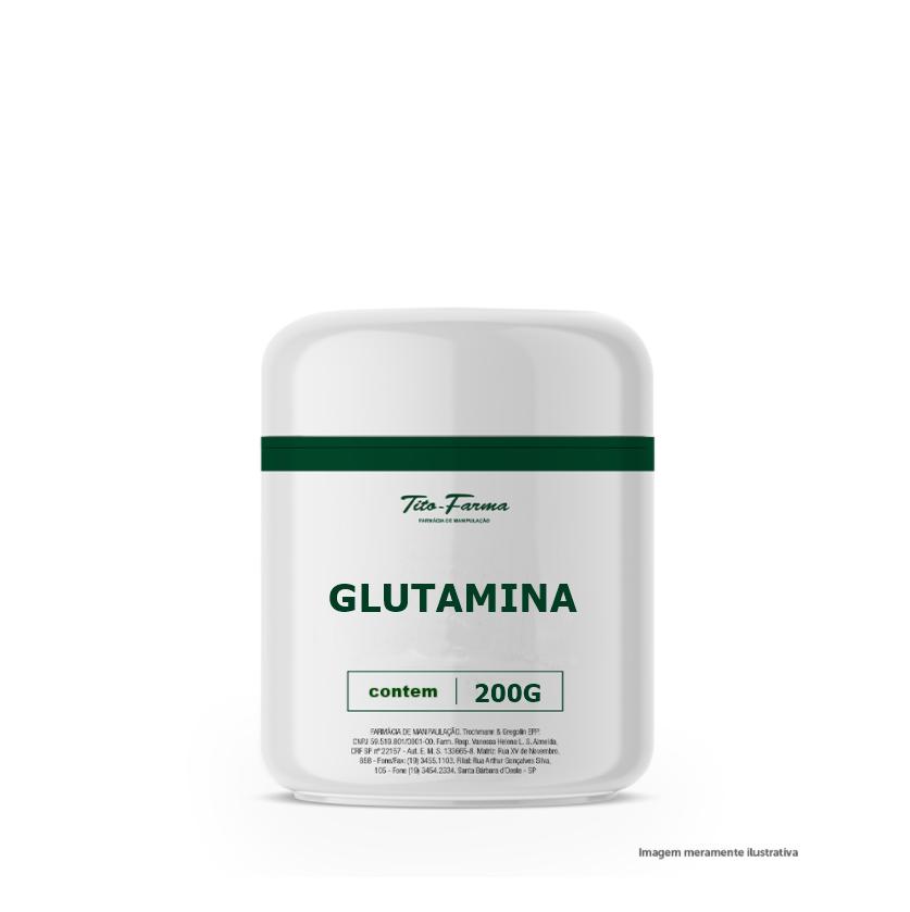 Glutamina - 200g - Tito Farma