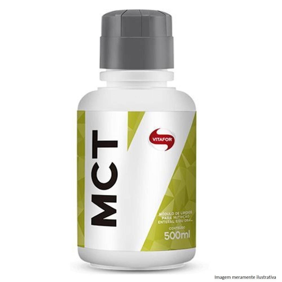 MCT (Óleo de Coco Refinado) - Fonte de TCM  - Tito Farma