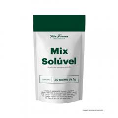 Mix Solúvel Auxiliar no Emagrecimento - 3g x 30 Sachês