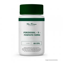 Piridoxal-5-Fosfato 50mg - 60 Cps