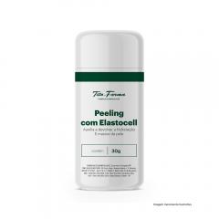 Peeling com Elastocell – Auxilia a Devolver a Hidratação e Maciez da Pele (30g)