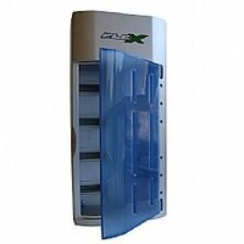 Carregador p/ Pilhas (AA, AAA, C, D, 9V) FX-C06 FLEX - Casa da Pilha