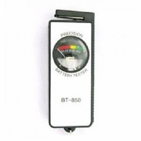 Testador de Pilhas e Baterias BT-580 - Casa da Pilha