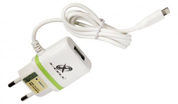 Carregador Ultra Rápido 2.5Ah XC-IPH-6-USB X-CELL - Casa da Pilha