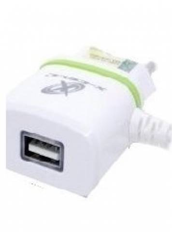 Carregador USB Tipo C 2.5Ah Ultra Rápido XC-TPC X-CELL - Casa da Pilha