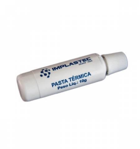 Pasta Térmica 0,4 W/mK 10g IMPLASTEC - Casa da Pilha
