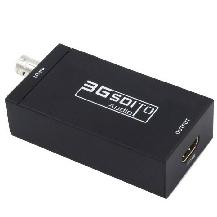 Conversor SDI p/ HDMI AY30 - Casa da Pilha