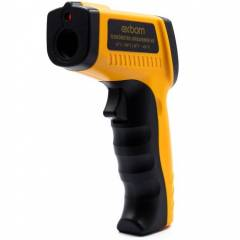 Termômetro Digital p/ Superfícies c/ Infrared e Mira Laser TDI-330
