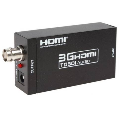 Conversor HDMI p/ SDI  - Casa da Pilha