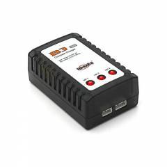 Carregador p/ Baterias de Lithium Polímero LiPo 2s/3s