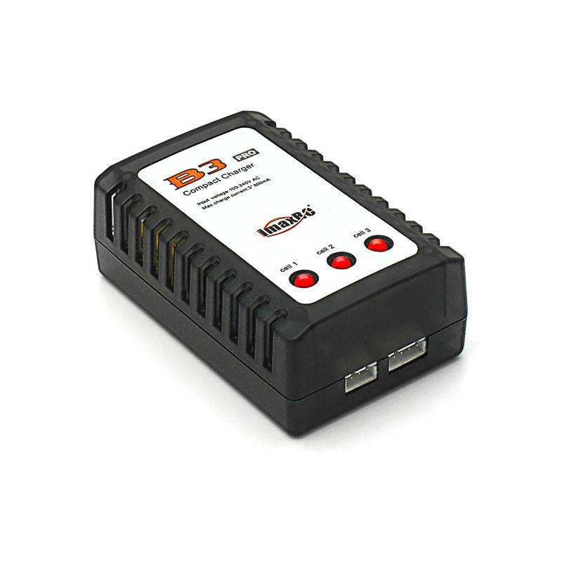 Carregador p/ Baterias de Lithium Polímero LiPo 2s/3s - Casa da Pilha