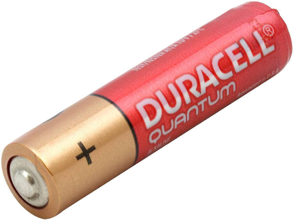 Pilha AAA Alcalina Quantum Duracell Blister c/ 4un. - Casa da Pilha