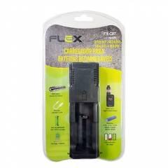Carregador de Baterias de Lithium Universal FX-C07 FLEX