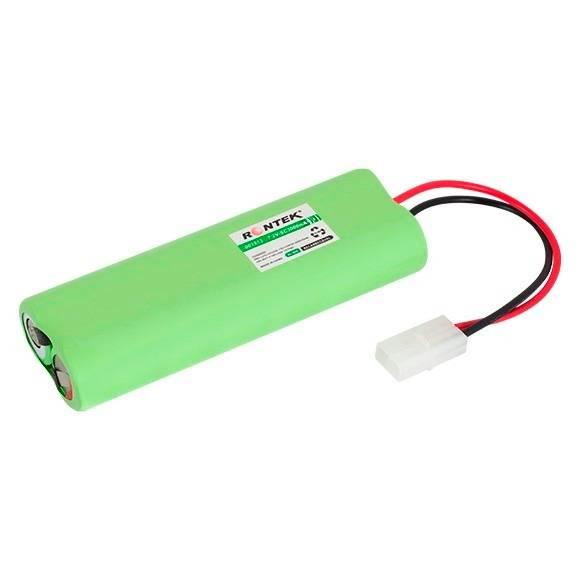 Bateria 7,2V 3000mAh (Pack SC) NIMH Rontek - Casa da Pilha