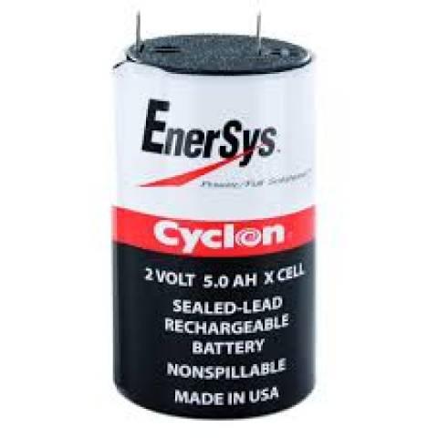 Bateria Cyclon 2V 5Ah Recarregáv - Casa da Pilha