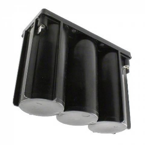 Monobloco Bateria Cyclon 6V 5Ah Recarregável - Casa da Pilha