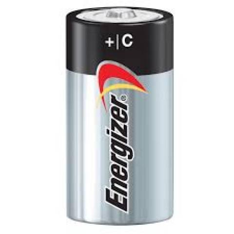 Pilha Tipo C (média) Energizer Max Blister c/ 2un. - Casa da Pilha