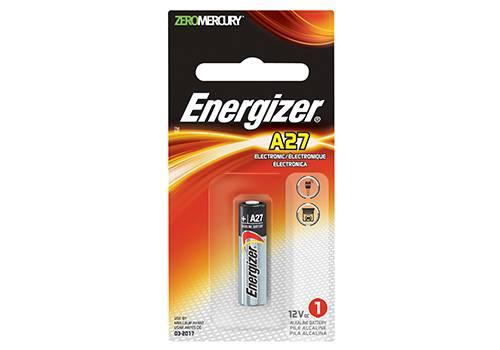 Pilha A27 Alcalina Energizer Blister c/ 1un. - Casa da Pilha