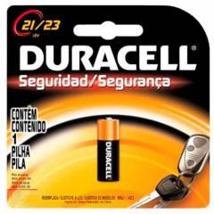 Pilha A23 Alcalina Duracell Blister c/ 1un.