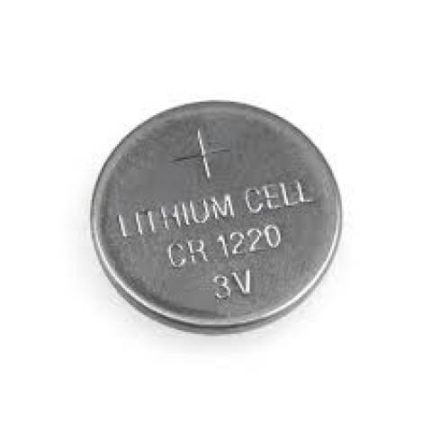 Bateria Botão C1220 3V GOLDEN POWER Blister c/ 1un. - Casa da Pilha