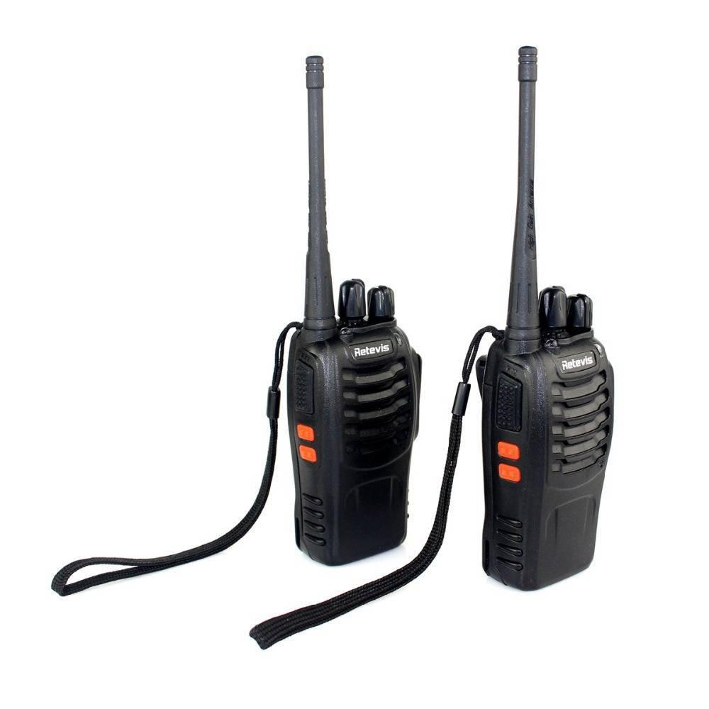 Rádio Comunicador (Walk Talk) FM BF-777S BAOFENG - Casa da Pilha