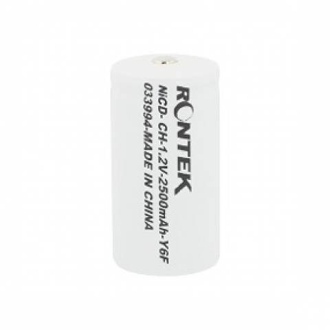 Bateria 1,2V 2500mAh Tipo C NICD c/ Terminal - Casa da Pilha