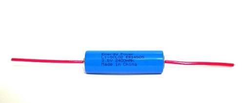 Bateria 3,6V 2400mAh ER14505 (AA) Lithium RONTEK c/ Term. - Casa da Pilha