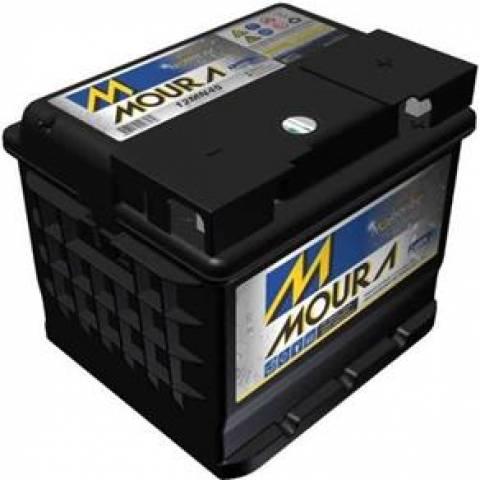 Bateria Selada 12V 45Ah Estacionária MOURA - Casa da Pilha