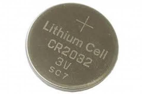 Bateria Botão CR2032 Blister c/ 5un. ELGIN  - Casa da Pilha