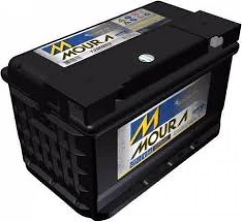 Bateria Selada 12V 63Ah Estacionária MOURA - Casa da Pilha