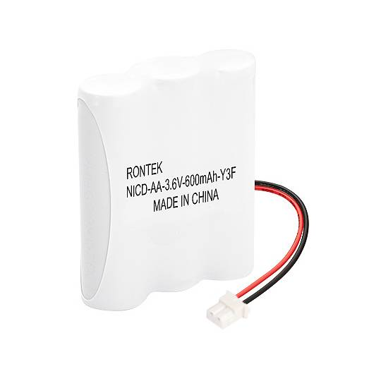 Bateria p/ Telefone s/ Fio 3,6V 600mAh 3xAA RONTEK - Casa da Pilha