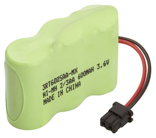 Bateria p/ Telefone s/ Fio 3,6V 600mAh 3x2/3AA RONTEK - Casa da Pilha